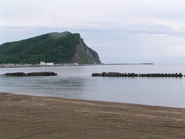 浜中モイレ海水浴場_f0078286_1149099.jpg