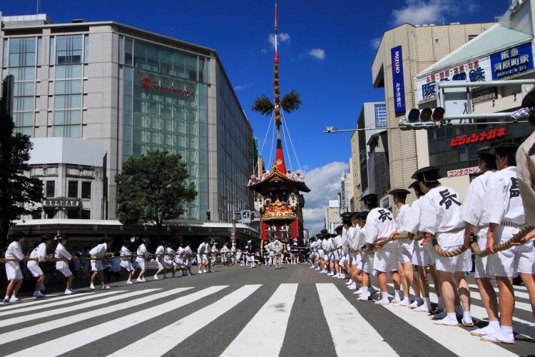 祇園祭 ~山鉾巡行~(前編)_e0051888_055452.jpg