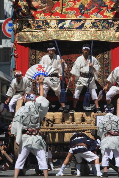 祇園祭 ~山鉾巡行~(前編)_e0051888_0561113.jpg
