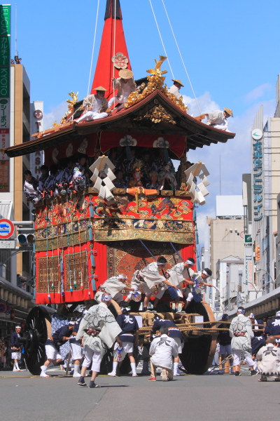 祇園祭 ~山鉾巡行~(前編)_e0051888_05637100.jpg