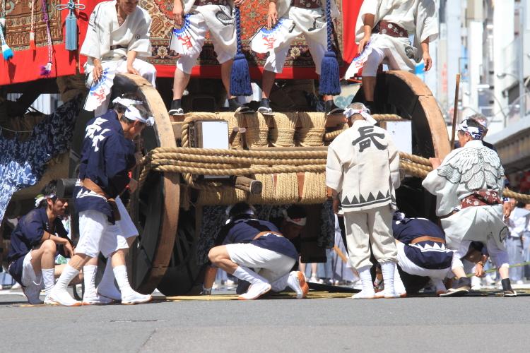 祇園祭 ~山鉾巡行~(前編)_e0051888_057914.jpg
