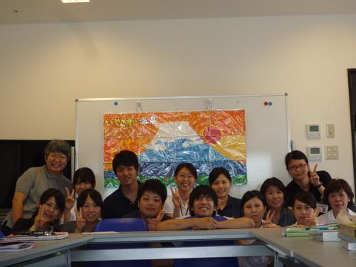 近大姫路大学実習♪ いやさか温泉☆_a0158095_11123852.jpg