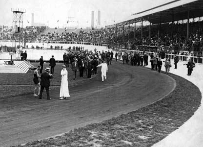 ロンドン五輪④ 1908年の五輪とは_c0016826_16104199.jpg