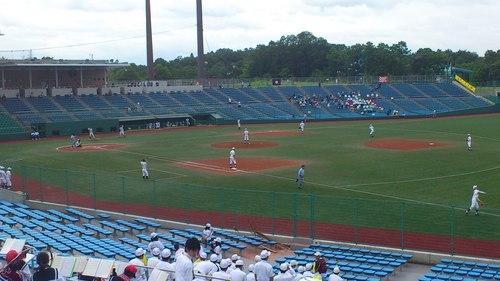 高校野球_c0206243_16322164.jpg