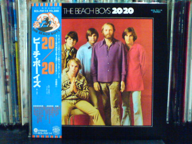20/20 / The Beach Boys_c0104445_22353314.jpg