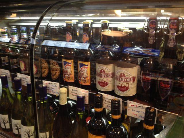 夏!瓶ビールそろってます♪樽生はオリジナルのイングリッシュビターとプラチナグランクリュご用意しております!_c0069047_1251546.jpg