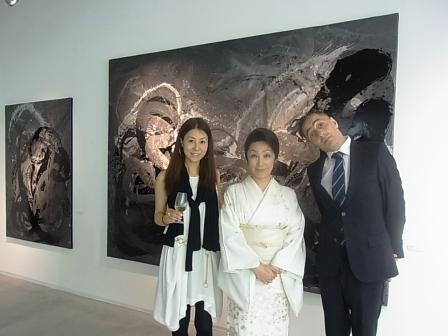 川邊りえこ先生の新作も登場。展覧会「KOTOTAMA」_a0138976_19562680.jpg
