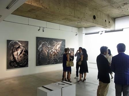 川邊りえこ先生の新作も登場。展覧会「KOTOTAMA」_a0138976_1957437.jpg