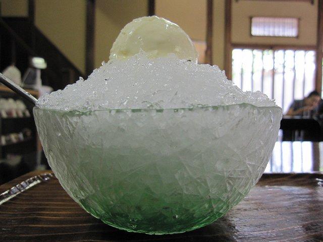 氷メロンクリーム@神田須田町 竹むら_b0167979_22321612.jpg