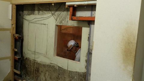 冷凍室の新しい扉。_d0182179_1919518.jpg