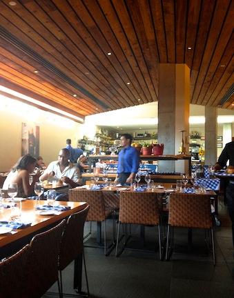 NYC2012夏のレストランウィーク開催! デビッド・バークキッチン_c0050387_13161622.jpg