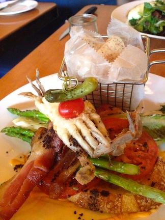 NYC2012夏のレストランウィーク開催! デビッド・バークキッチン_c0050387_13172954.jpg