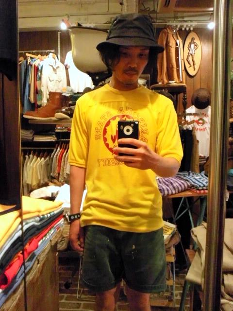 普通のTシャツが揃っている方へ、こんなものはいかがでしょうか?(T.W.神戸店)_c0078587_20565589.jpg