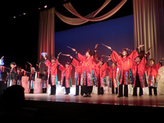 2012「夏の歌踊フェスティバル」終了しました。_e0119092_1411828.jpg