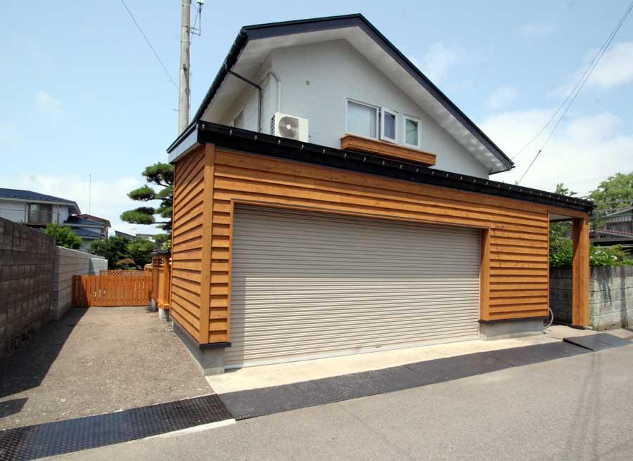 N邸「柳町の家」外壁リフォーム工事_f0150893_133653100.jpg
