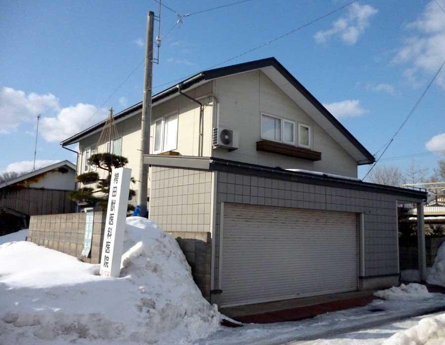 N邸「柳町の家」外壁リフォーム工事_f0150893_13481025.jpg
