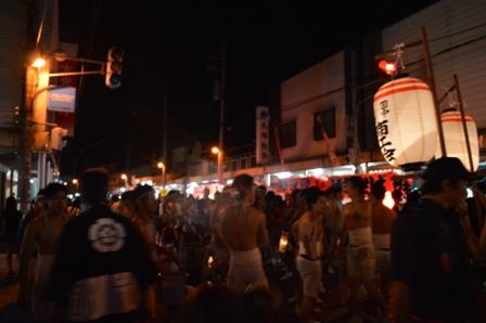 六日町祭り最終日! 花火!!_a0128408_14553892.jpg