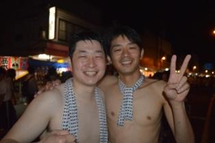 六日町祭り最終日! 花火!!_a0128408_1502577.jpg