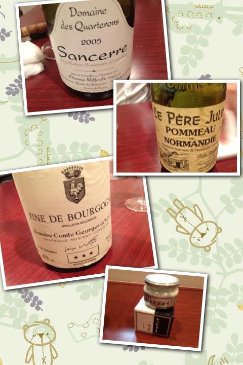 きよたで先輩方とワインを飲む会 in JULY_a0194908_1391778.jpg