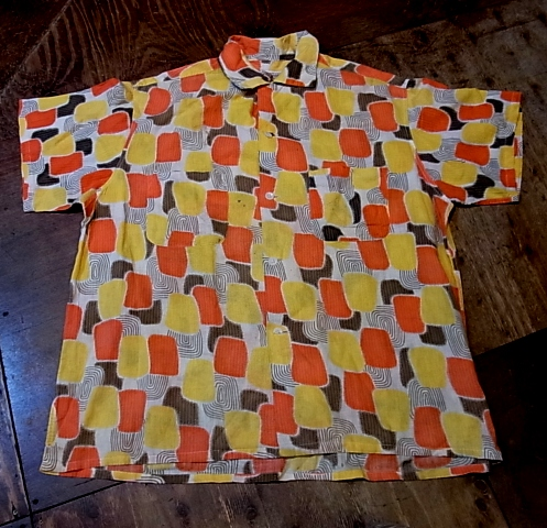 7/21(土)入荷商品!50'S PENNYS TOPFLIGHT シアサッカーシャツ!_c0144020_18455840.jpg