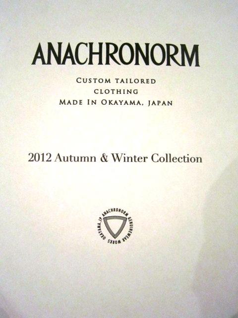 2012 A/W 各ブランド情報 vol.1_f0191324_959965.jpg