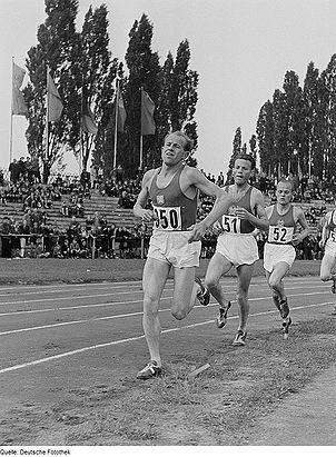 ロンドン五輪⑤ 1948年の五輪とは_c0016826_1525894.jpg