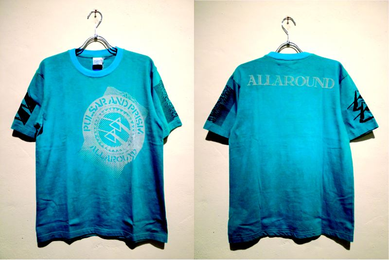 Pulsar and Prism Over dye S/S Tee(Charlie...ltd color)_f0126931_14325790.jpg