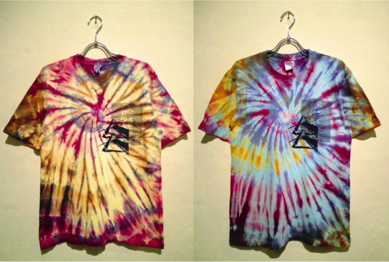 Double icon S/S Tee(tiedye)_f0126931_17393629.jpg