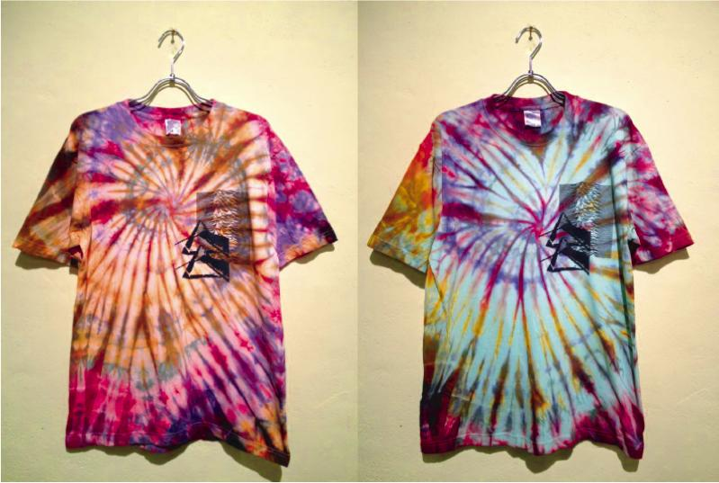 Double icon S/S Tee(tiedye)_f0126931_17402062.jpg