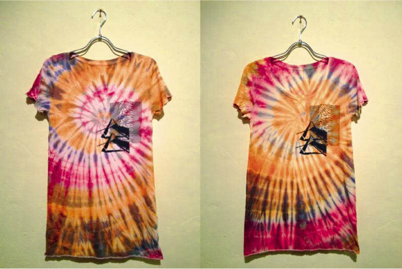 Double icon S/S Tee(tiedye)_f0126931_17404832.jpg