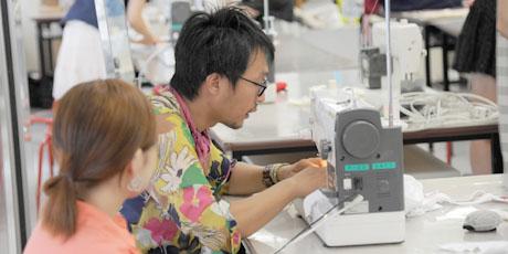 2012年7月21日,22日にNSCカレッジでは体験入学が開催 その2_b0110019_21264872.jpg