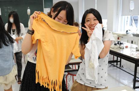 2012年7月21日,22日にNSCカレッジでは体験入学が開催 その2_b0110019_2128261.jpg