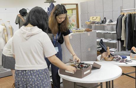 2012年7月21日,22日にNSCカレッジでは体験入学が開催 その2_b0110019_21301846.jpg