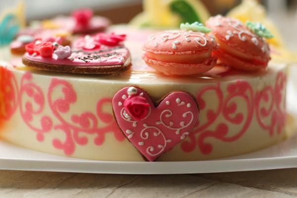 プリキュアのお誕生日ケーキ_f0149855_1822364.jpg
