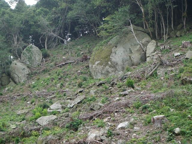 枕木山ボルダー_d0007657_10584118.jpg