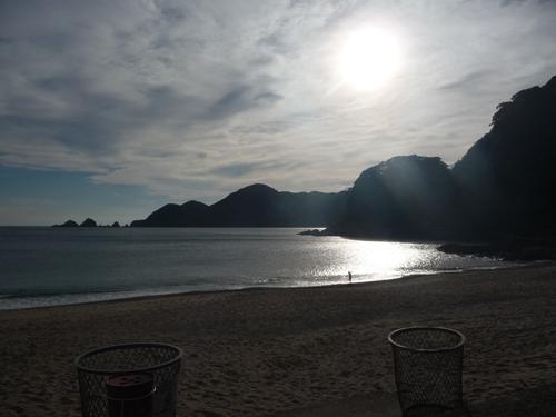 兵庫県佐津海岸で海水浴_e0173183_1801374.jpg