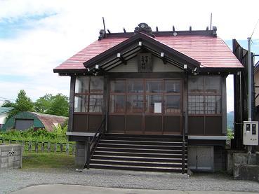 三吉神社で打ち上げ_f0078286_9214132.jpg