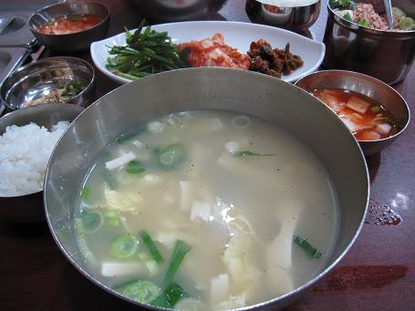 韓国旅行2012.7 朝食_b0189489_1355152.jpg