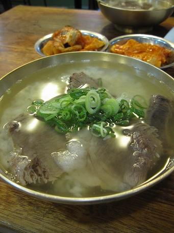 韓国旅行2012.7 朝食_b0189489_14112852.jpg