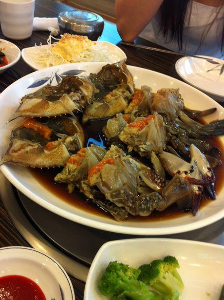 「韓国、美味しいっ!ソヨ!」_a0037910_1225847.jpg