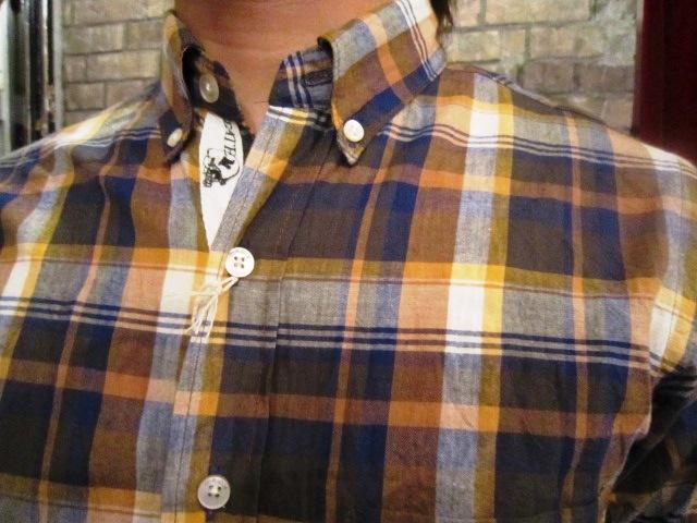 "melple \""RIV TEE & チェックシャツ\"" ご紹介_f0191324_931364.jpg"