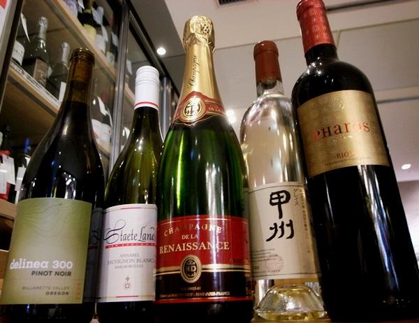 【おすすめ】ロンドン五輪2012と共に楽しむワイン5本セット_b0206537_21295581.jpg