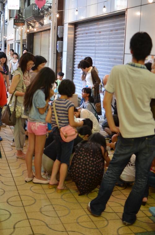 夜店2012  7/21_d0131137_739222.jpg