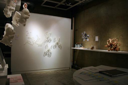 ヒントの森 in GINZA / Gallery Program1はじまりました_c0096440_19363631.jpg