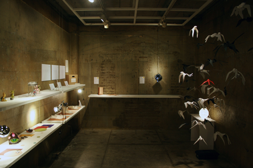ヒントの森 in GINZA / Gallery Program1はじまりました_c0096440_19365068.jpg