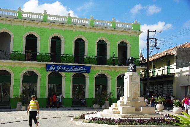 キューバ (49) 世界遺産カマグウェイ歴史地区散策 その2_c0011649_2037298.jpg