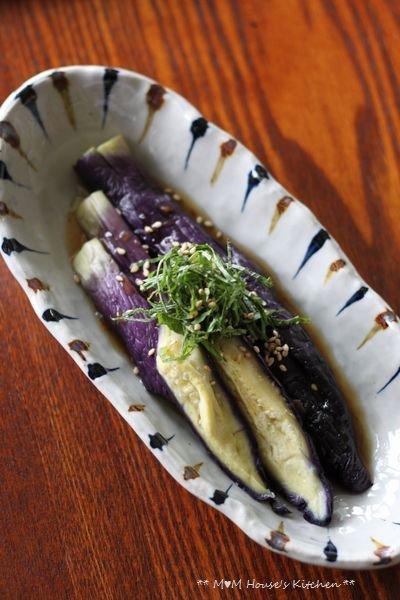夏野菜御膳  ☆ レンチン茄子の実験♪_c0139375_14524099.jpg