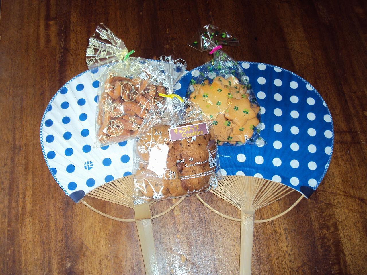 美味!かりんとうにクッキー。_c0140982_15582887.jpg