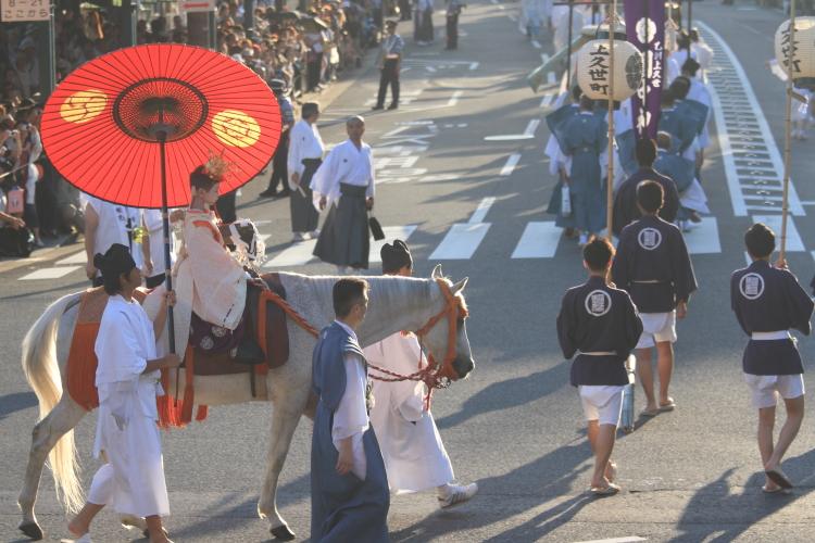 祇園祭 ~神幸祭~_e0051888_2053020.jpg