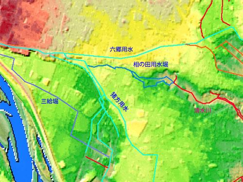 狛江暗渠ラビリンス(3)清水川の源流につながっていた「相の田用水堀」_c0163001_2337796.jpg